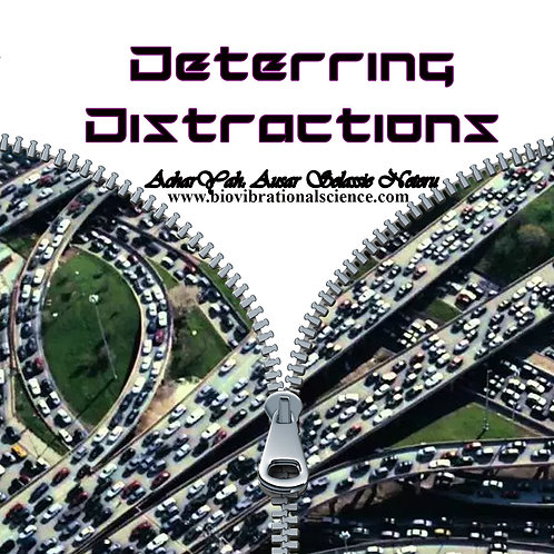 Deterring Distractions Part II 2/25/18