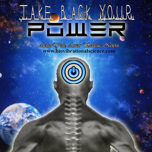 Take Your Power Back 3/11/2018