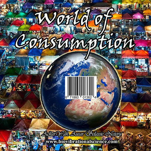 A World of Consumption MP3