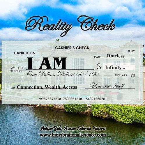 Reality Check MP3