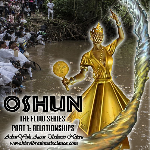 Oshun Flow Series Part One: Relationships MP3