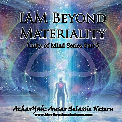 IAM Beyond Materiality UOM Part 5 MP3