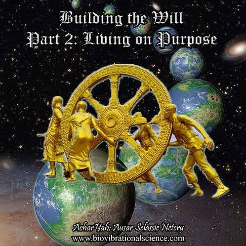 Building the Will Part Two MP3