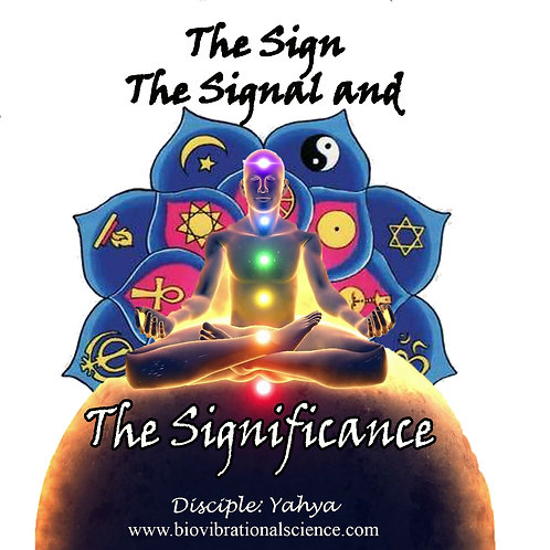 The Sign, The Signal and The Significance MP3