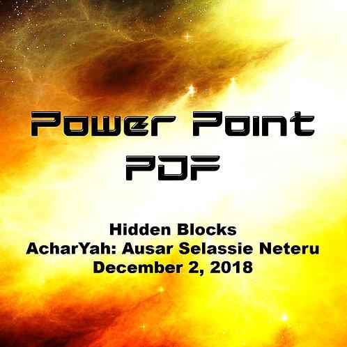 Hidden Blocks PDF