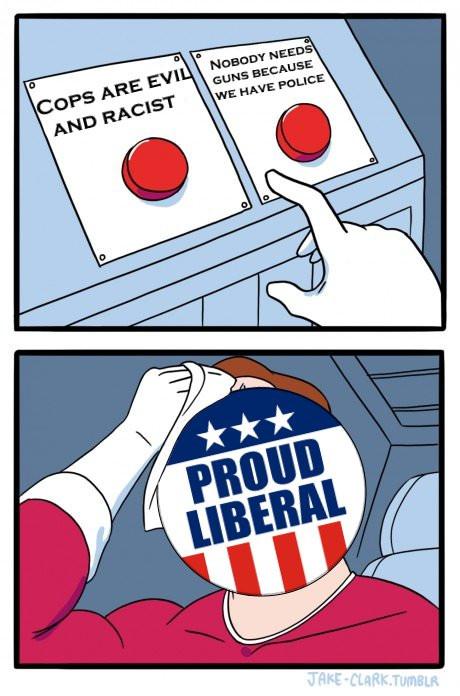 Liberal Daily Struggle