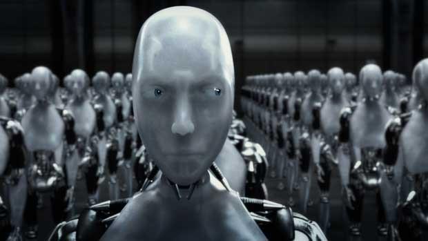 I, Robot, NS-5