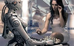 Sex Robot Chess