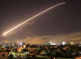Reflections on the Syria Strike