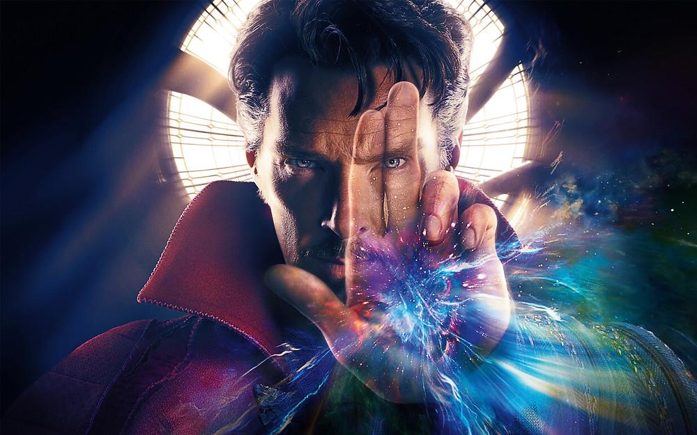 Dr. Strange magic