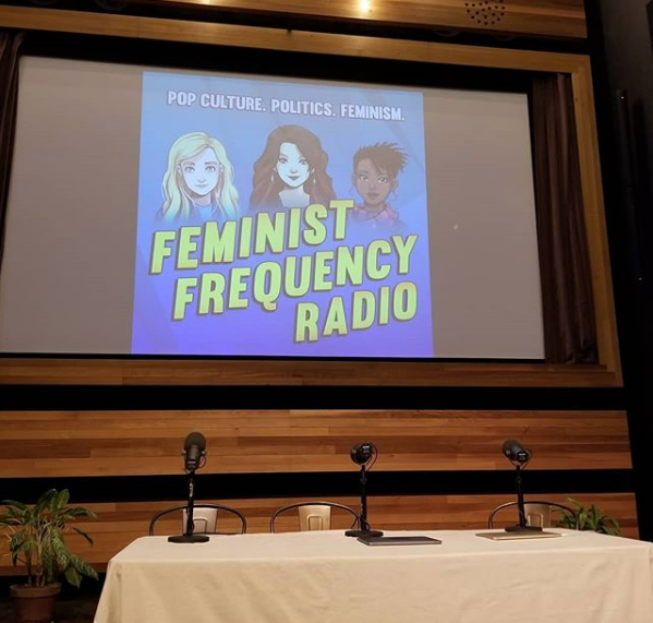 Feminist Frequency Live Event