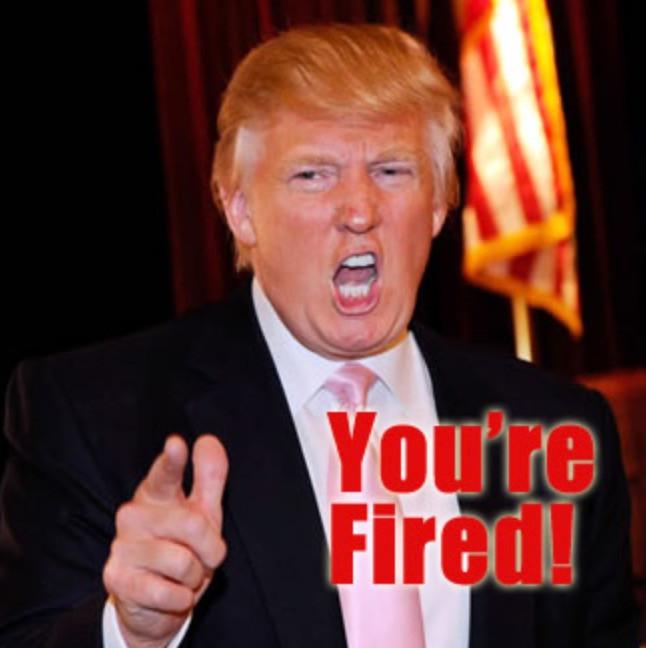 Trump Fired