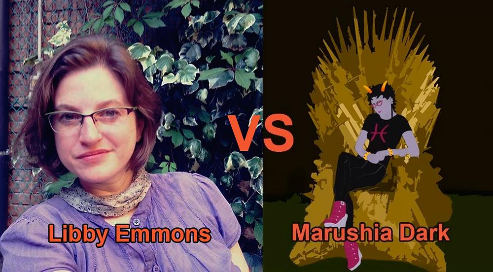 Me vs. Libby Emmons