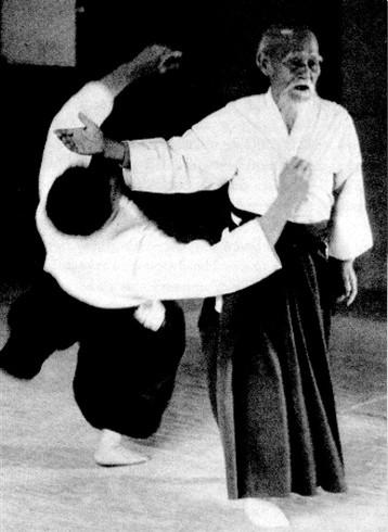 Jui-Jitsu master