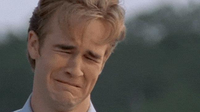 Sad Crying Face
