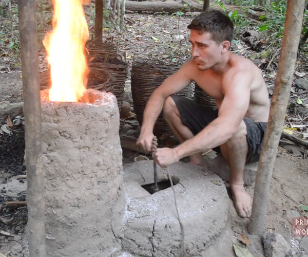 Primitive Technology Guy