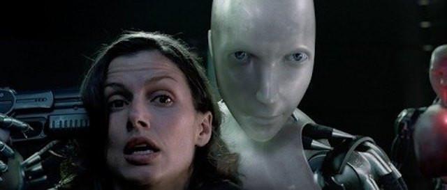iRobot Harming Human