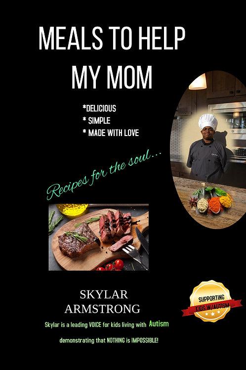 Meals to Help My Mom Cookbook