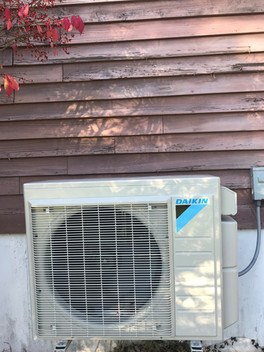 Multi-Zone Ductless Condensing Unit