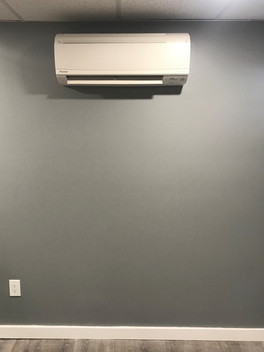 Ductless Wall Mounted Fan Coil