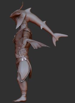 Prince Sidon Character Model