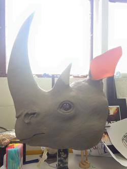 Rhino/Camel Hybrid Sculpt