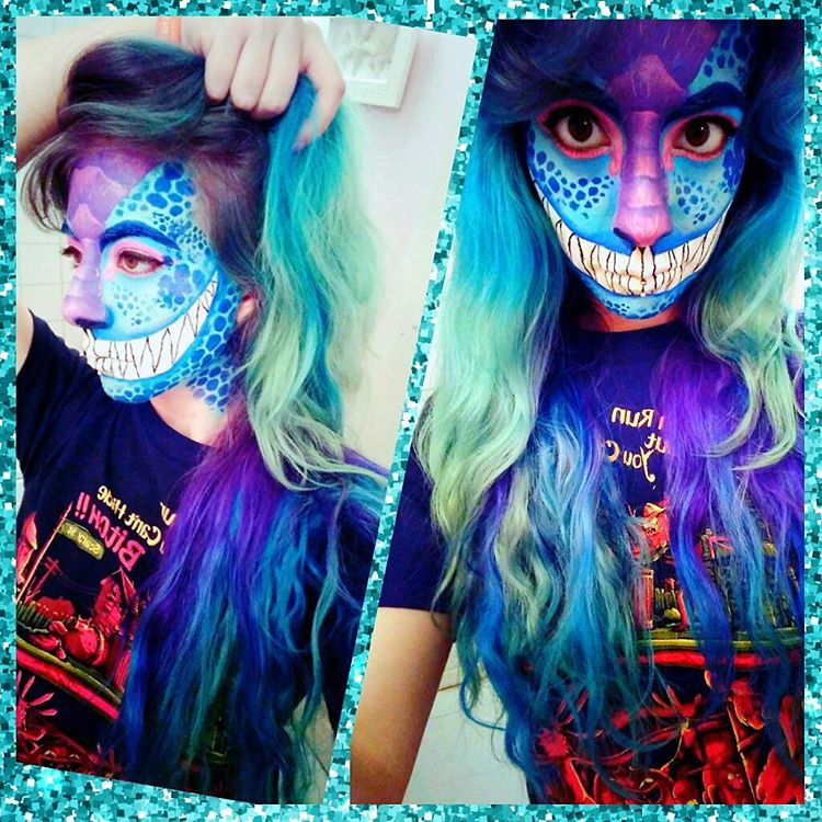 Monster Makeup