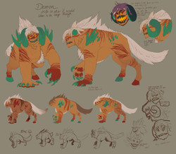 Demon Concepts