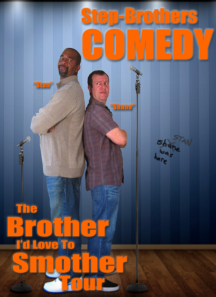 Step Brothers - Poster/Flier