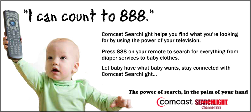 Comcast Spotlight - Billboard