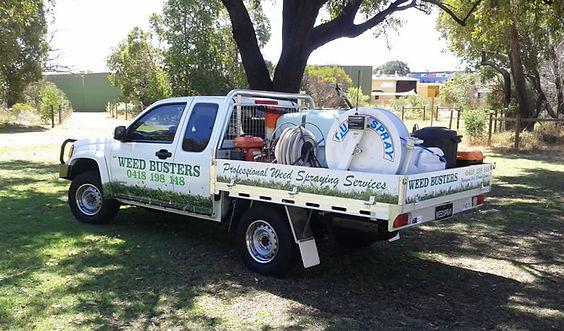 Weed Spraying Perth
