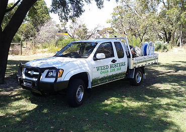 Weed Spraying Perth