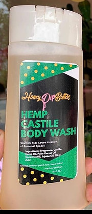Honey Dip Hemp Bodywash