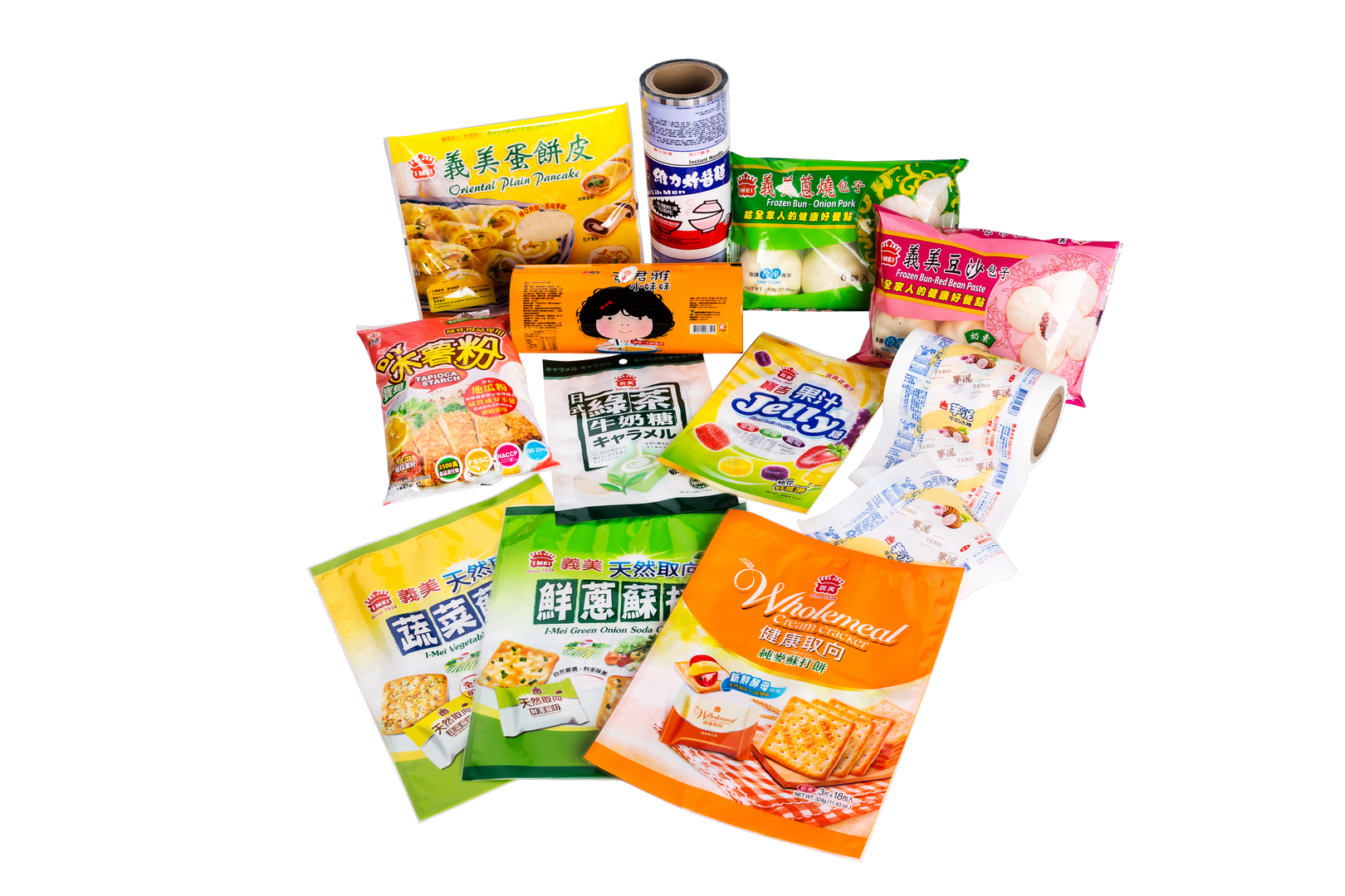 水煮/真空/冷凍袋