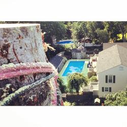 Hello Salem New Hampshire! #salemnh #newhampshire #treetop #treelinenh