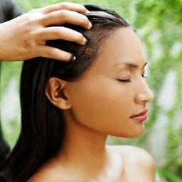 Ayurvedic Head Massage