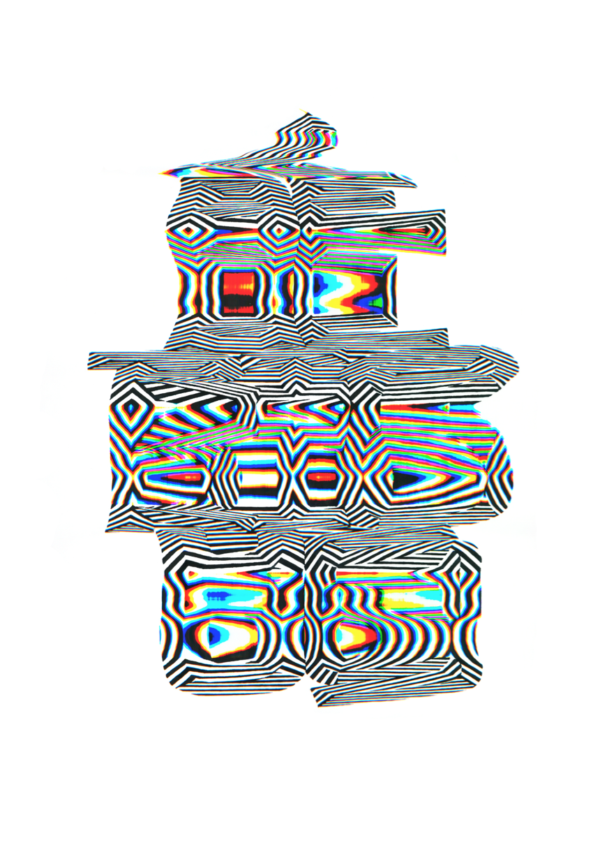 Distorted Aerious Series