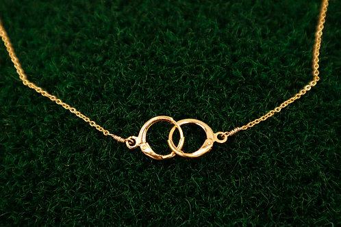 Cuff Me Necklace