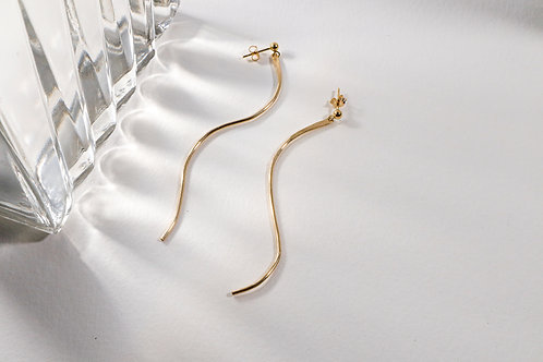 Snakey Earrings