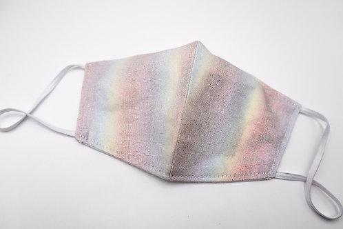Rainbow Shimmer mask