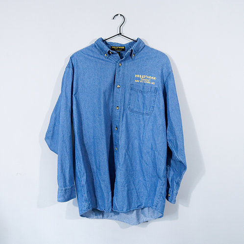 Hollywood Casino Denim shirt