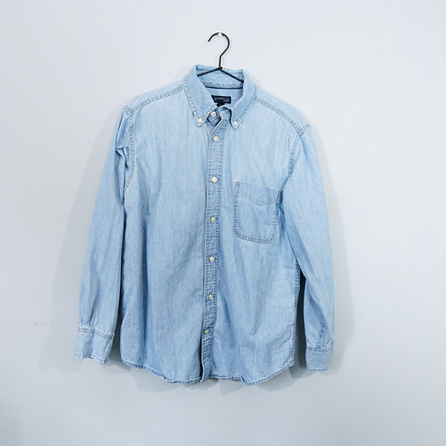 St. John's Bay denim shirt