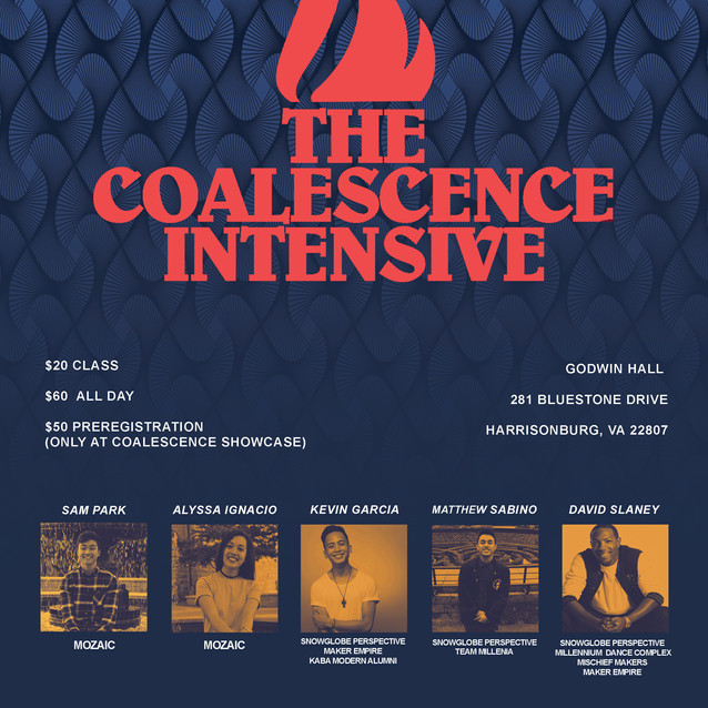 The Coalescence Intensive