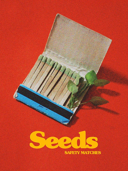 Seeds Safety Matches