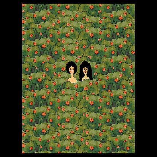 Adam + Eve (Apple Edition)