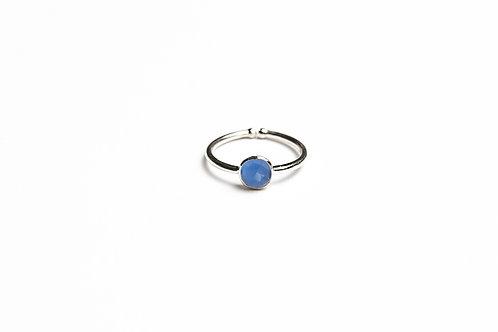 ANELLO TONDO 6X6 BLUE CALCY