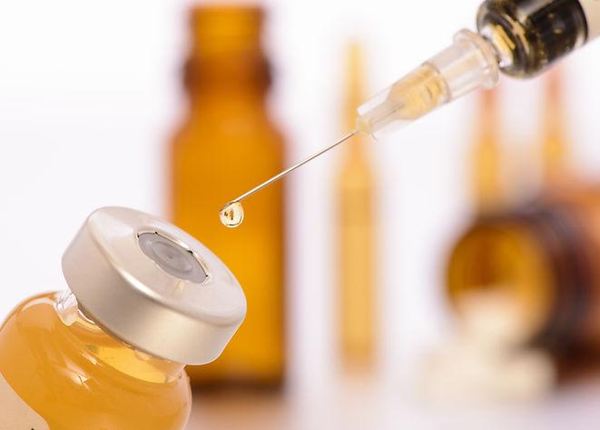 Drug and Syringe