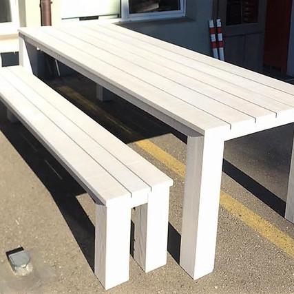 Terrassen Tisch