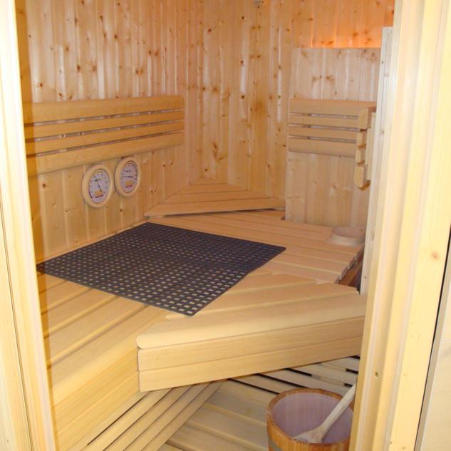 Saunabau