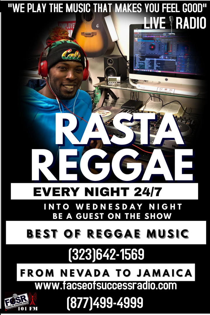 Rasta Reggae with Fabian J
